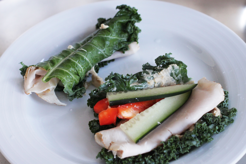 Fashion Veggies Wraps