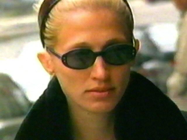 Carolyn Bessete in her signature Selima Optiques Sunglasses