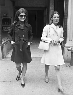 Jackie O and Lee Bouvier