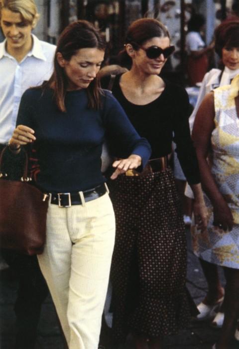 jackie_kennedy_fashion-70's greece gucci