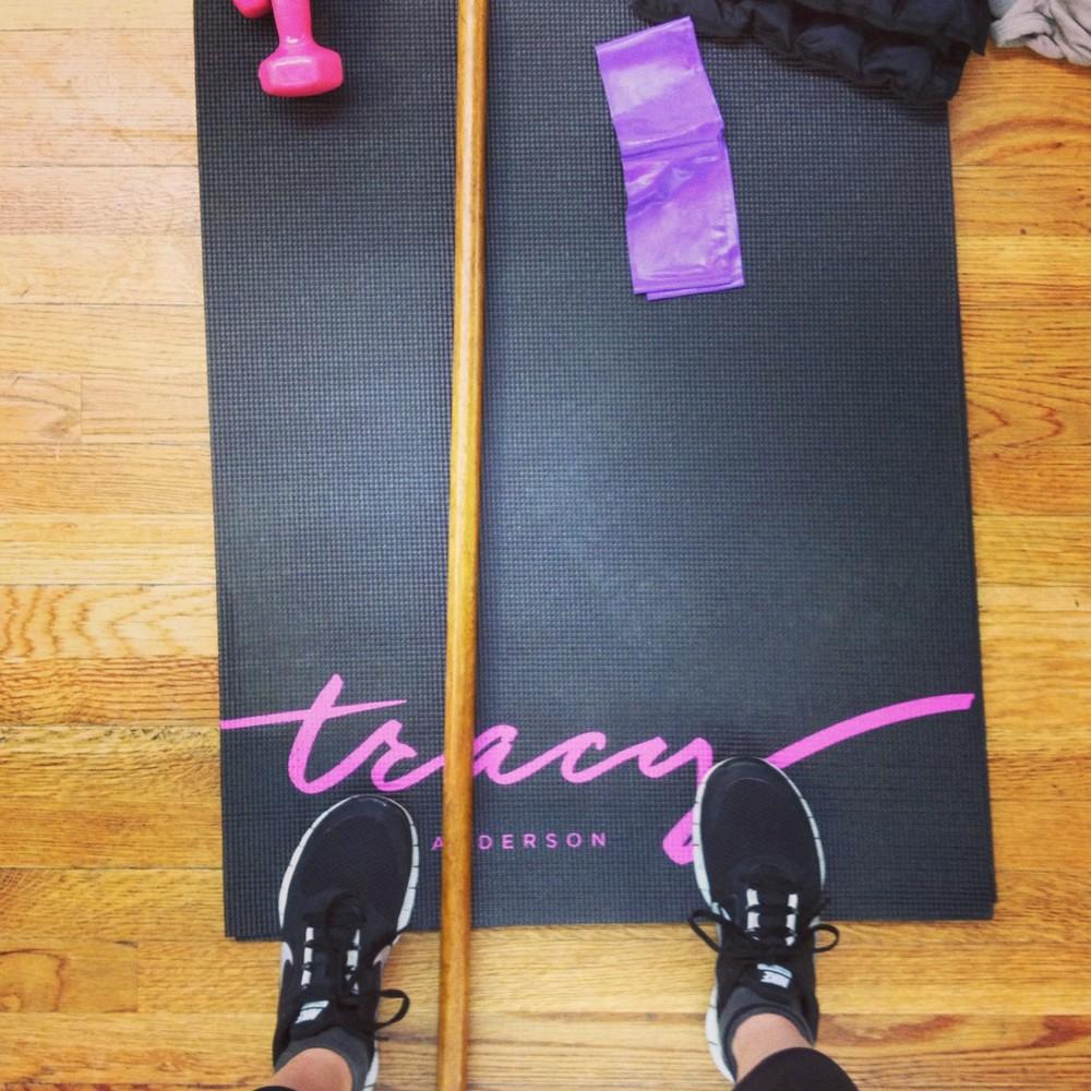 Tracy Anderson Detox Week