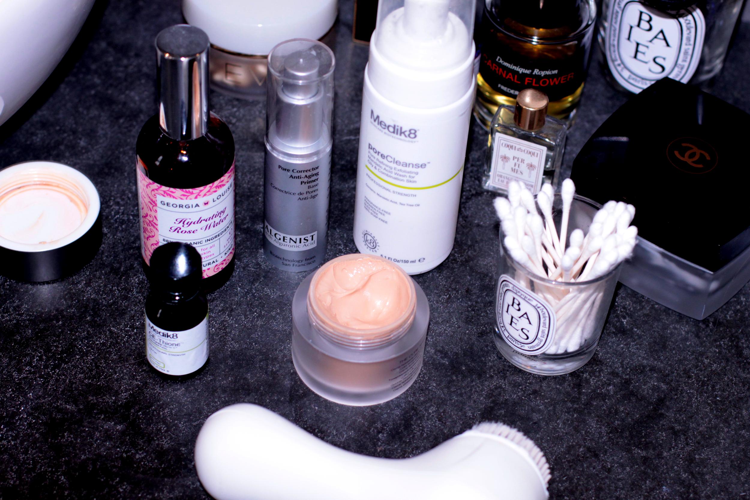 Skincare Secrets Slider