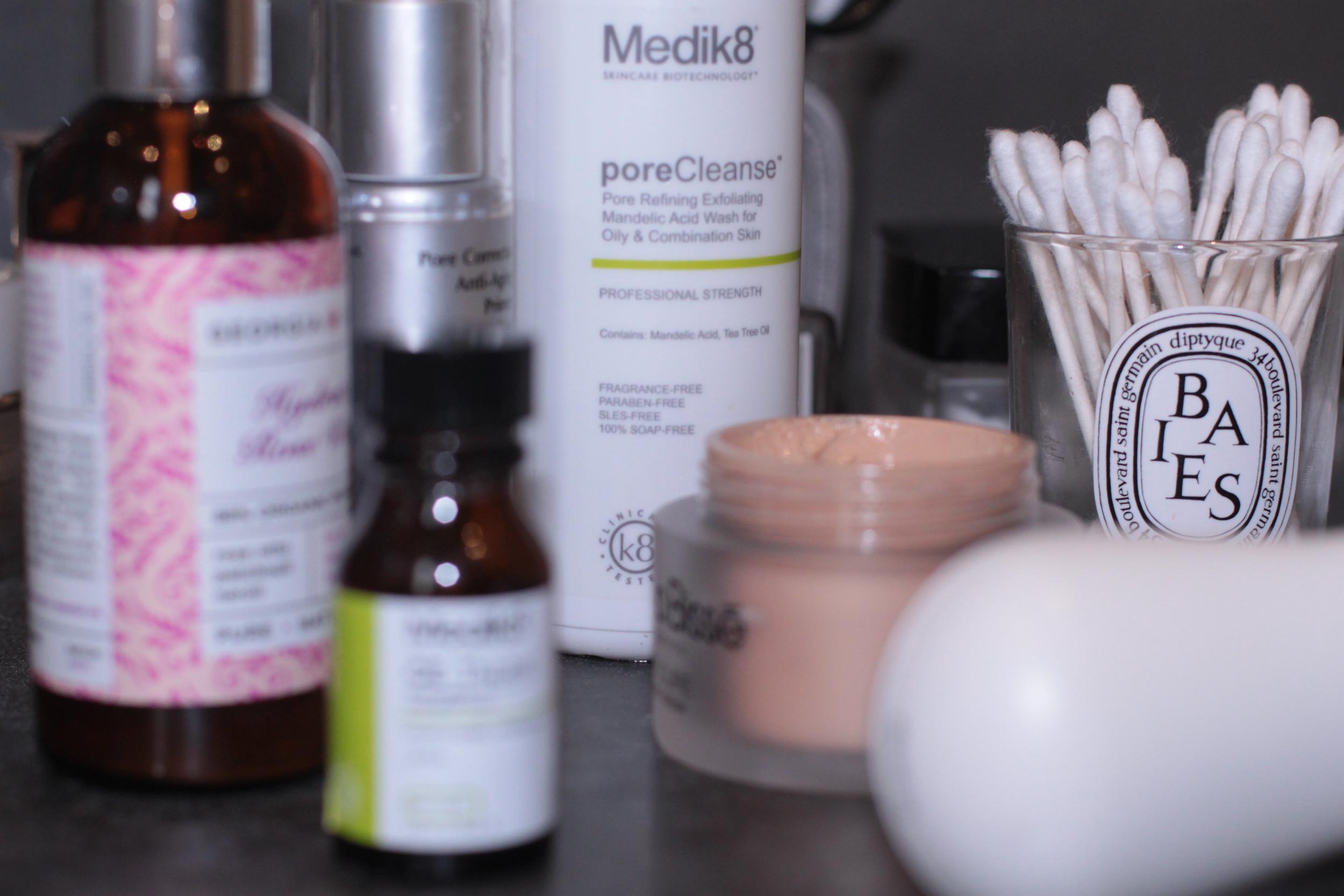 Medik8 pore cleanser