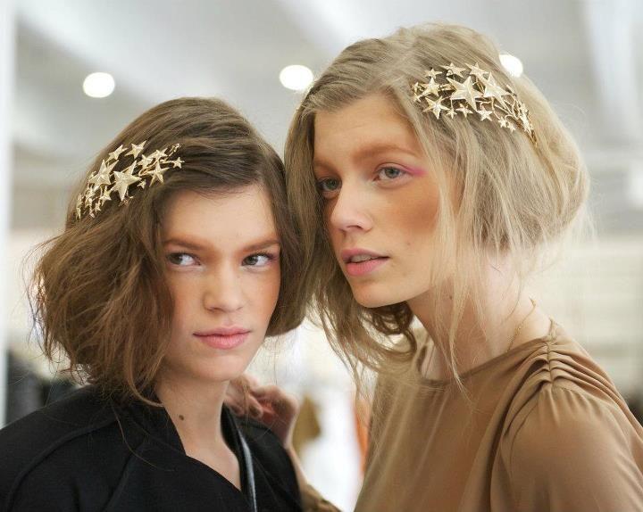 Rodarte 2012 Star Hair Clip