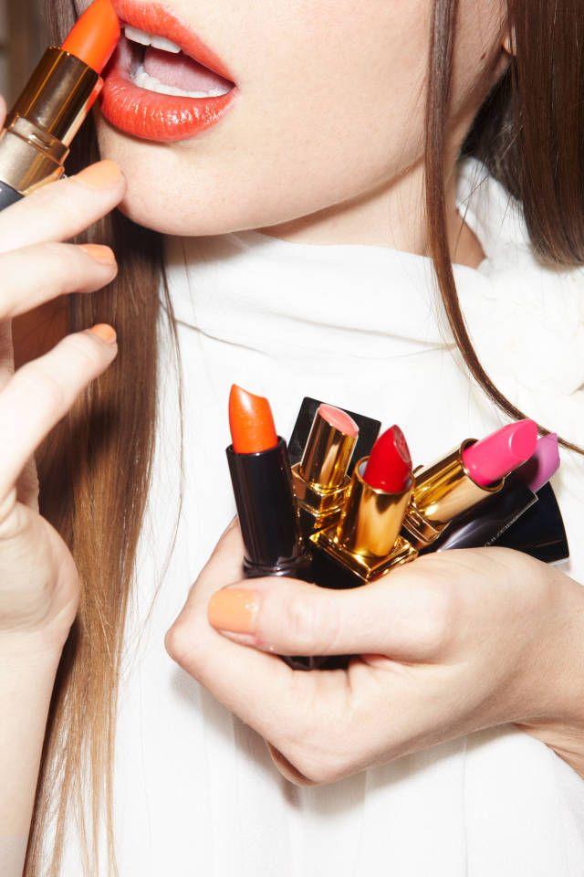 lipstick hoarder