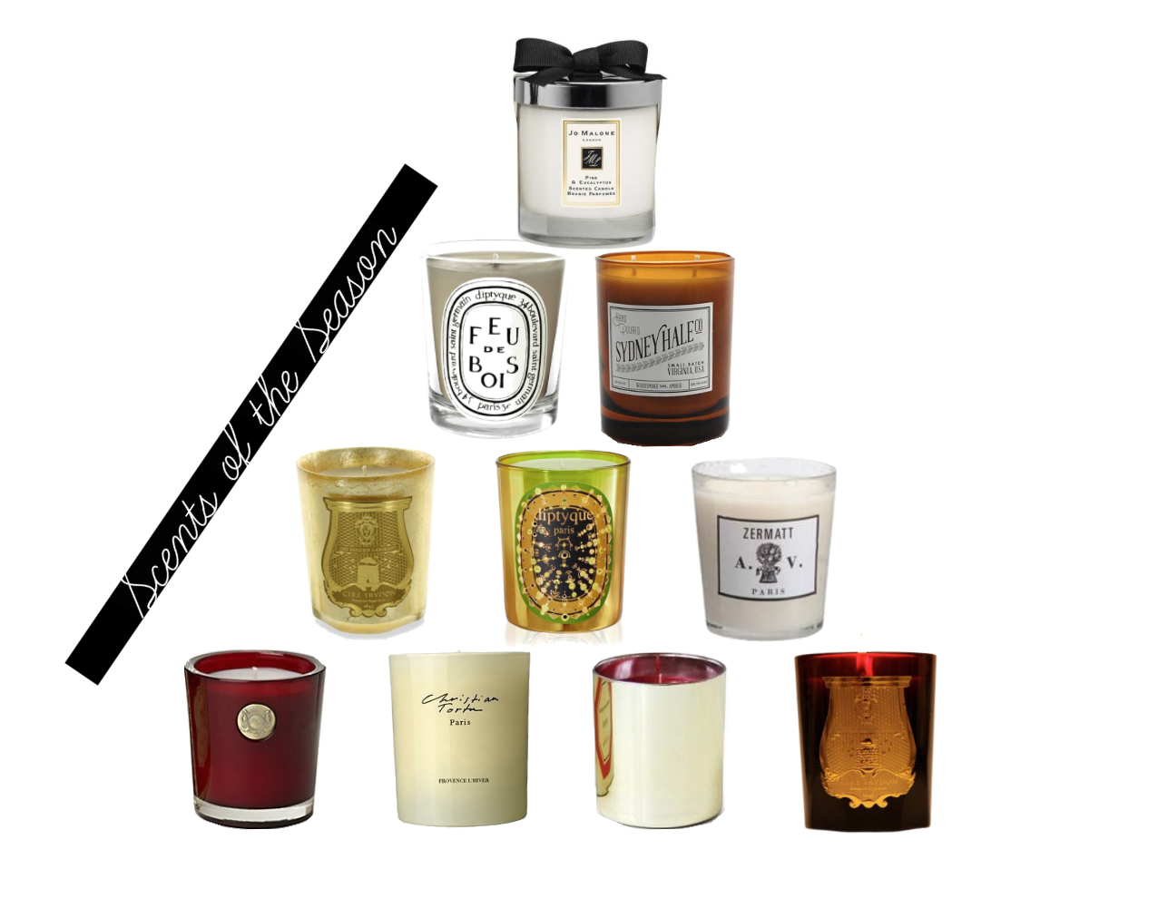 Scents of the Season_Holiday Candles