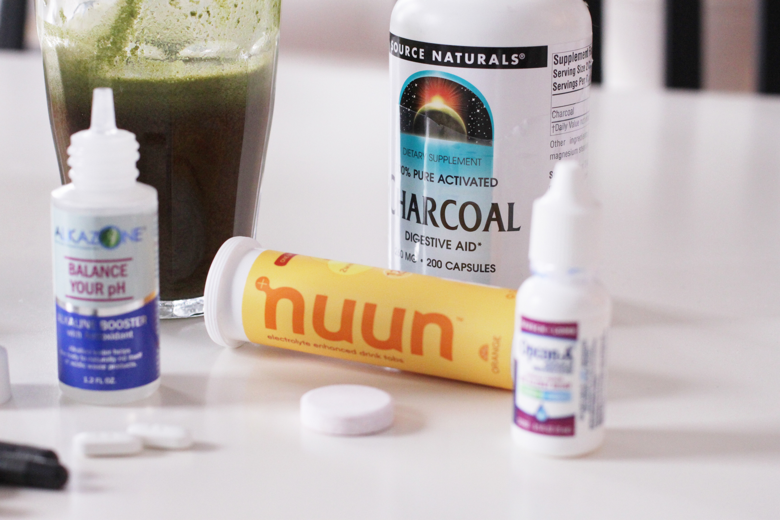 Hangover cures Nuun