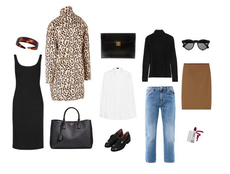 Carolyn Bessette Kennedy Style Essentials
