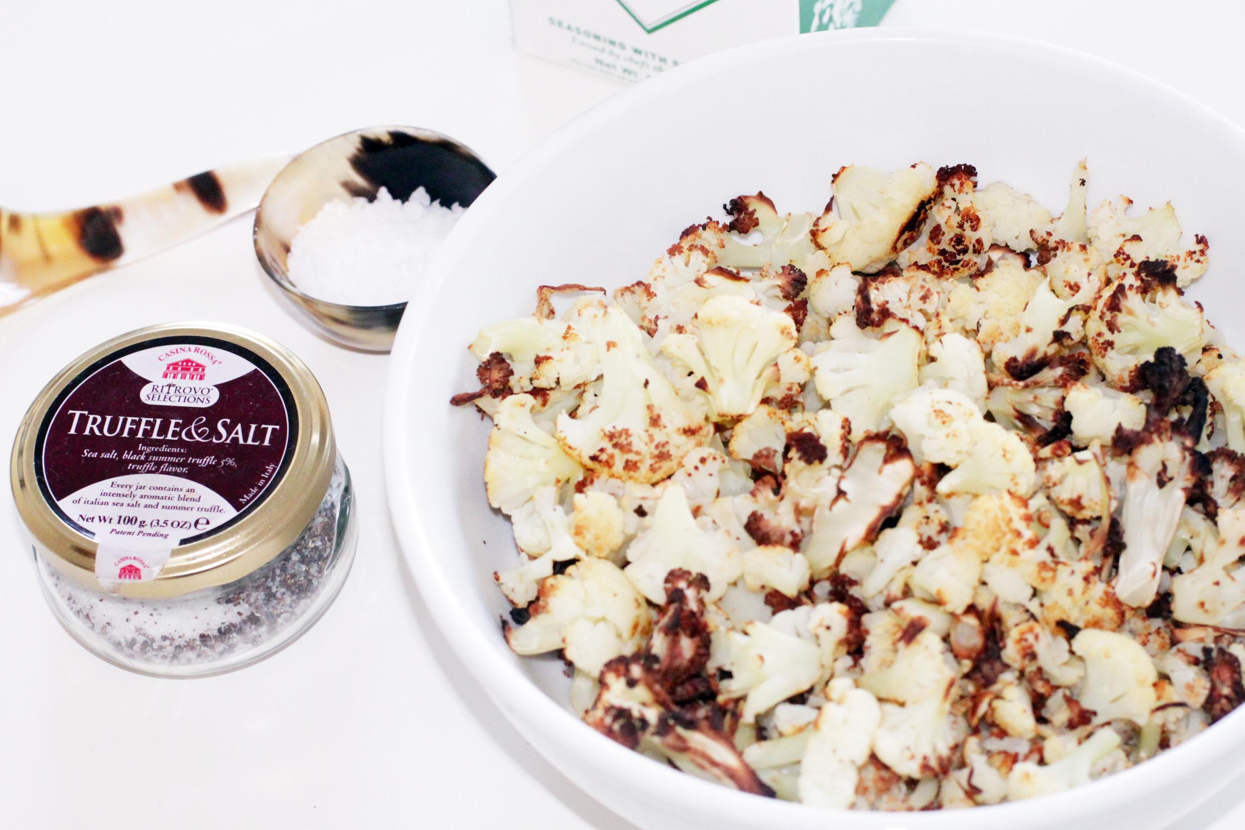 Cauliflower Popcorn JNSQ