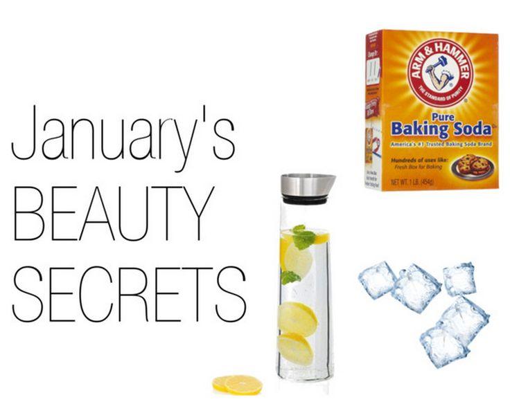 January's Beauty Secrets