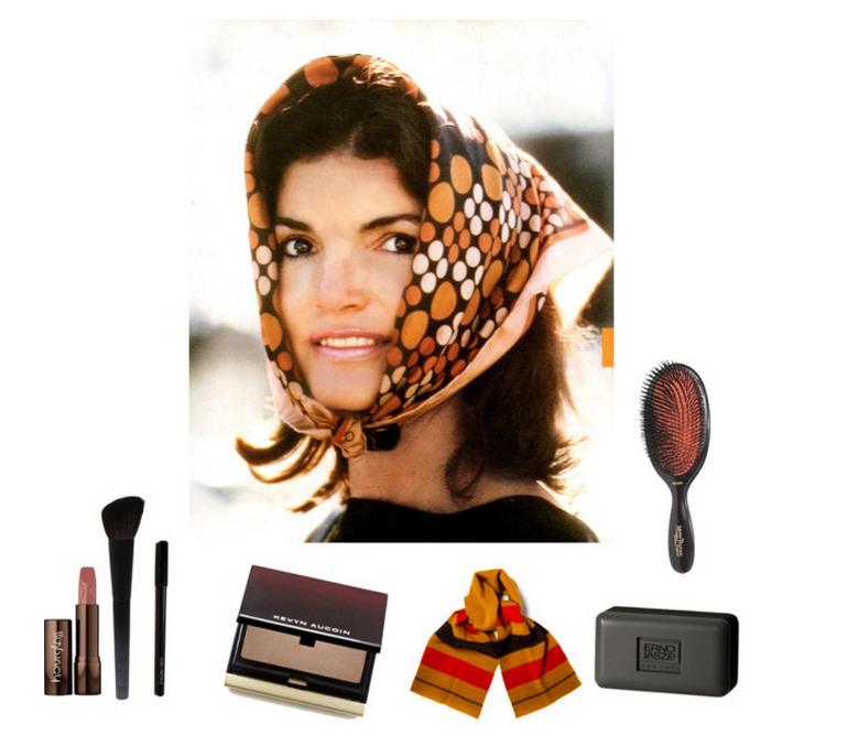 Jackie Onassis 70's Beauty Inspiration