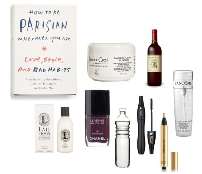 Caroline de Maigrets Beauty Essentials