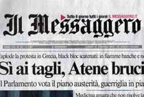 Hotel Hassler / Il Messaggero