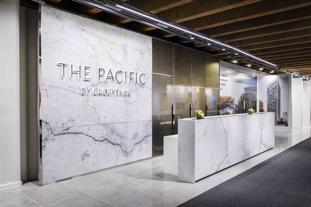 THE PACIFIC PRESENTATION CENTRE