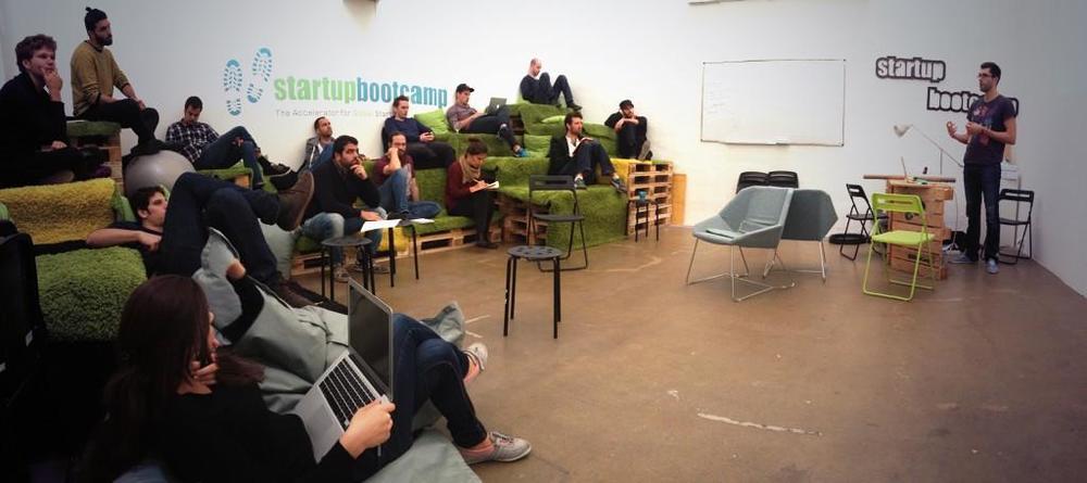 Workshop @Startupbootcamp Berlin