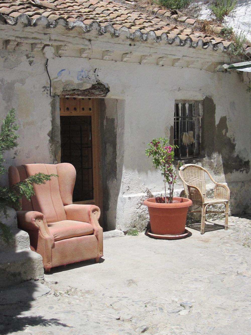 Travelogue | Granada, Spain [Leia Bryn]