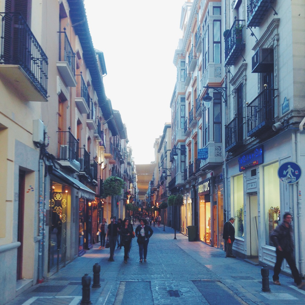 Travelogue | A Short-Visit Guide to Granada, Spain