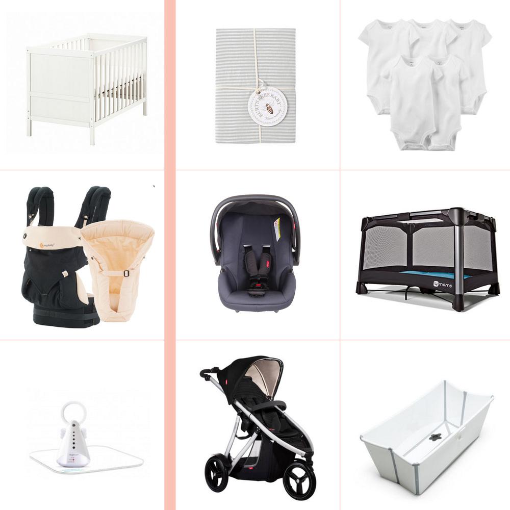 Essentials Series | Babyhood 0-3 Months on LeiaBryn.com