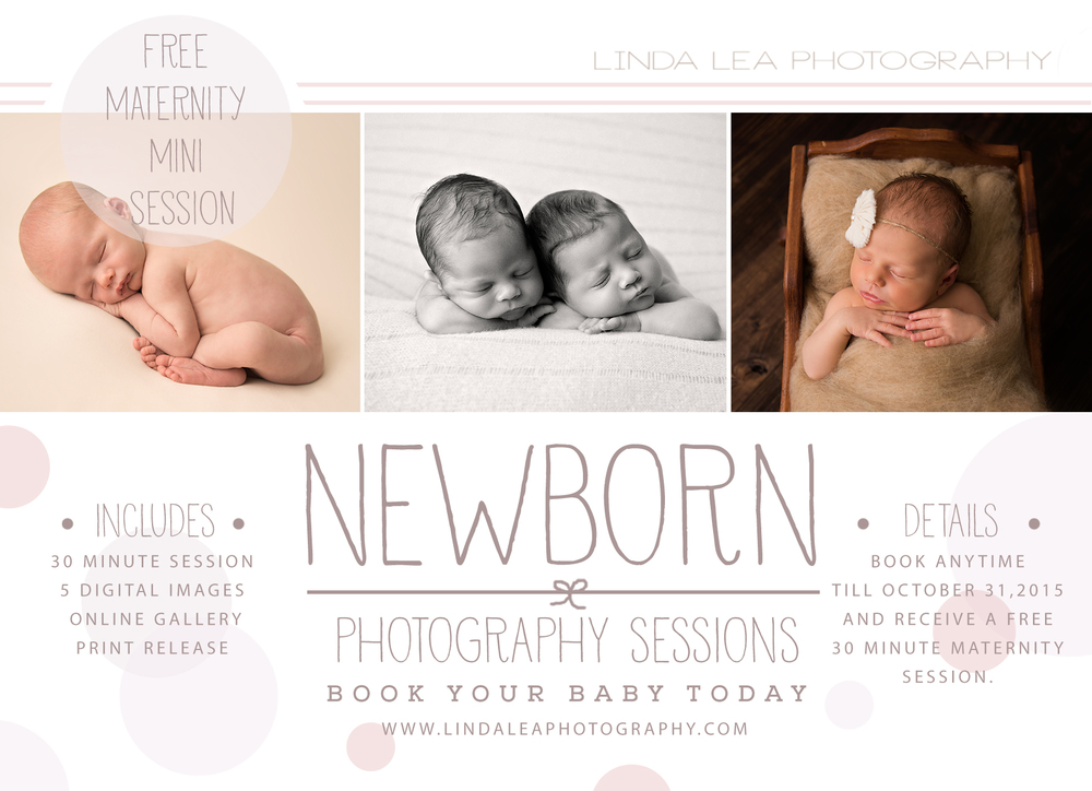 Linda Lea Photogrpahy Newborn Photographer Slidell LA: October Special