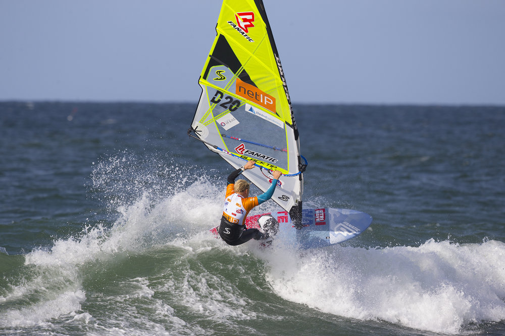 Local boy Mads Bjornå secured the remaining spot in the main competition.