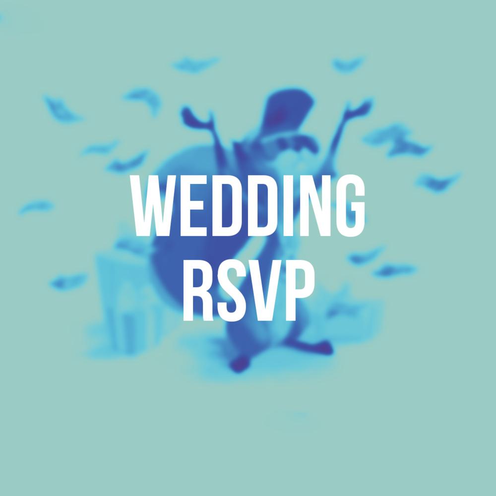 Wedding Splash Site - Website / Branding