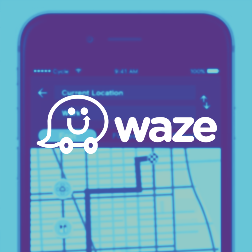 Waze - UX Project