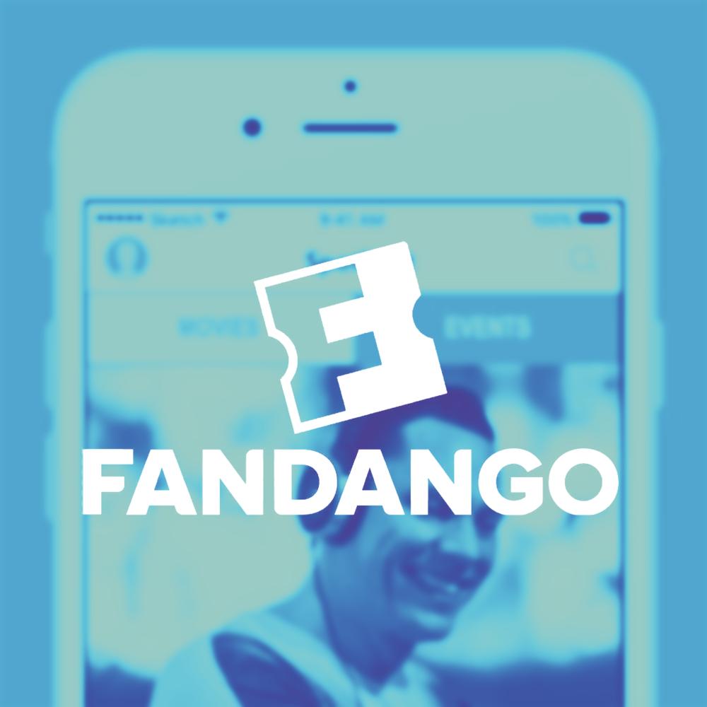 Fandango - UX Project