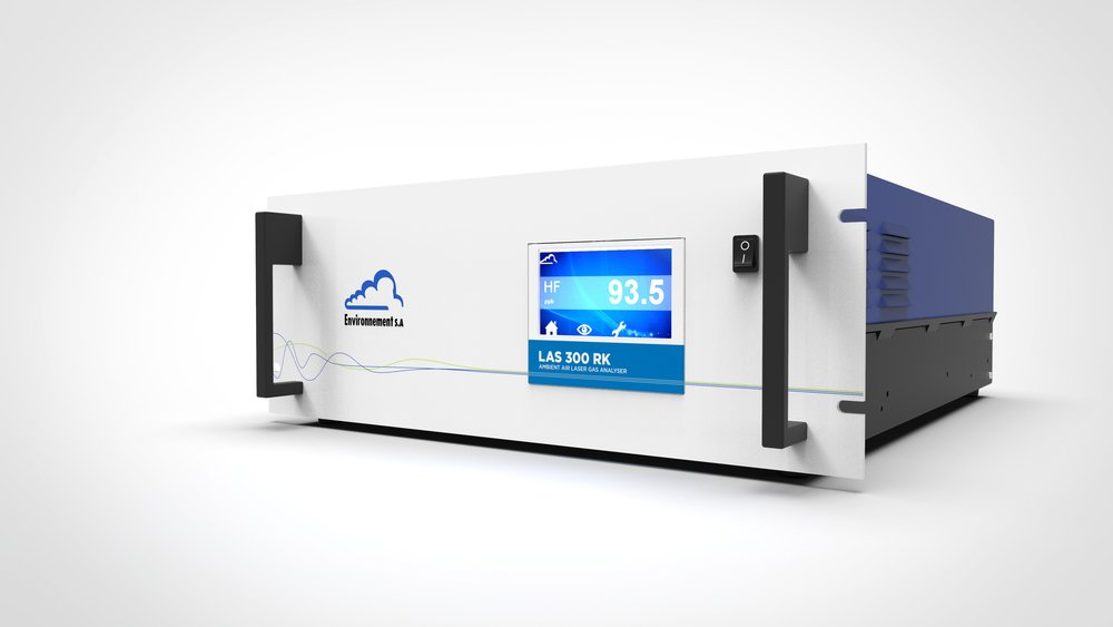LAS 300 RK Laser Trace Gas Monitor