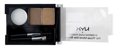 NYX Eyebrow Cake Powder - $6.00