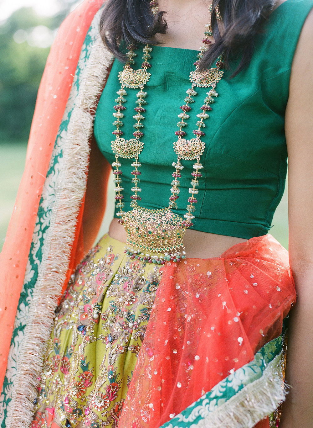 South Asian Bridal Attire