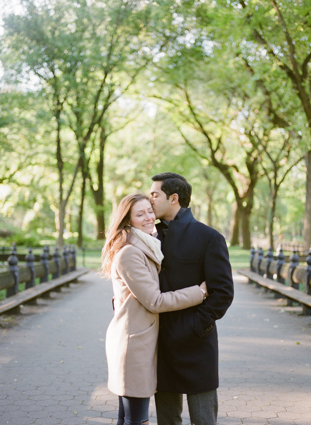The Mall at Central Park Engagement