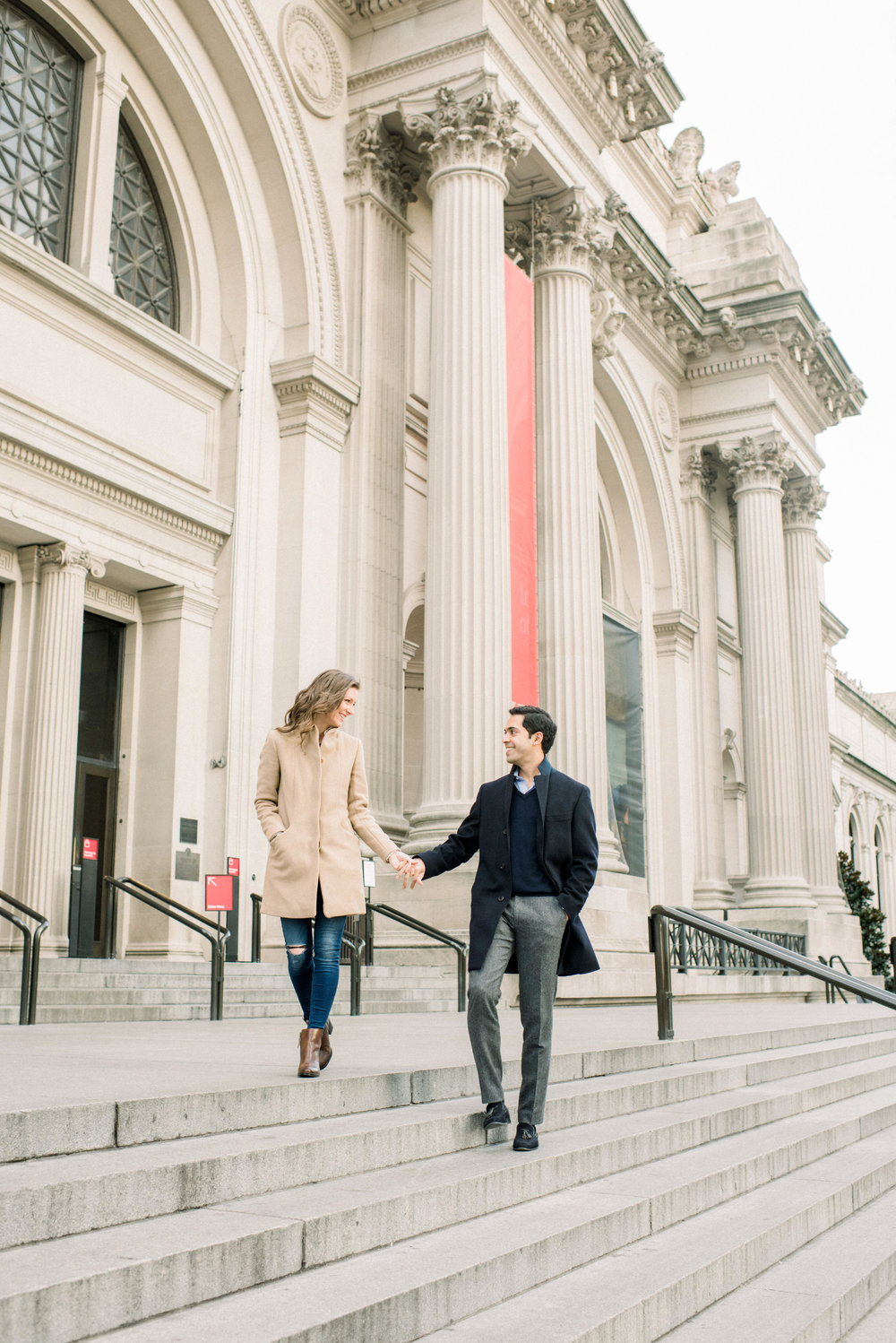 METROPOLITAN MUSEUM OF ART ENGAGEMENT