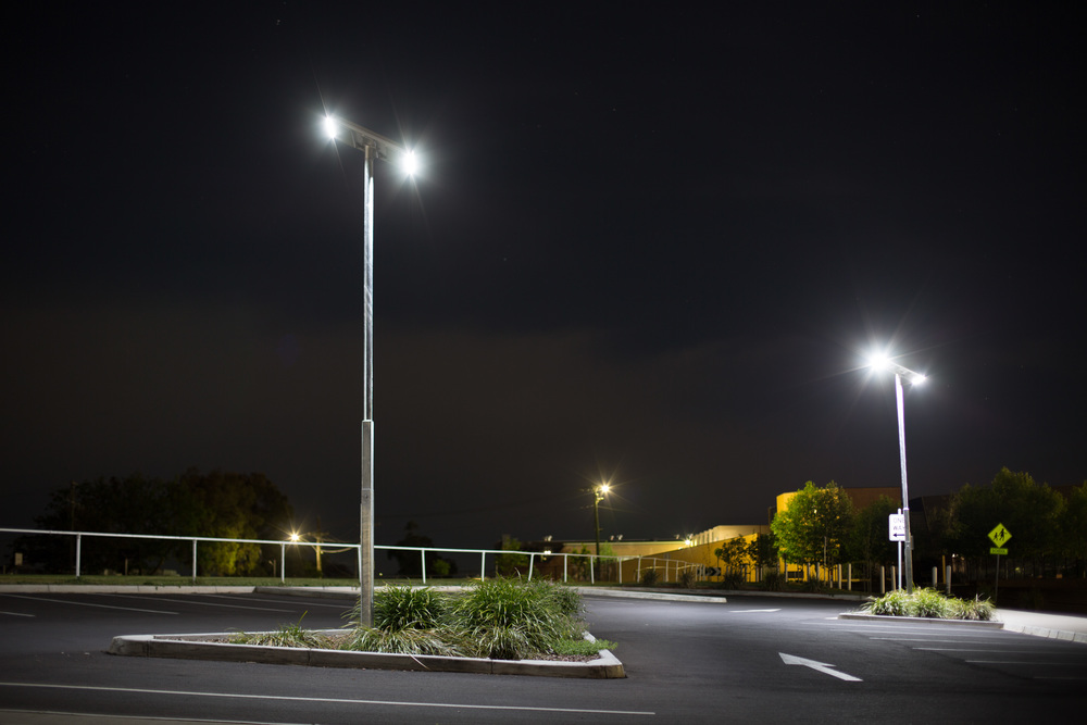 Awaken LED Lumi1 Solar Roadway Light