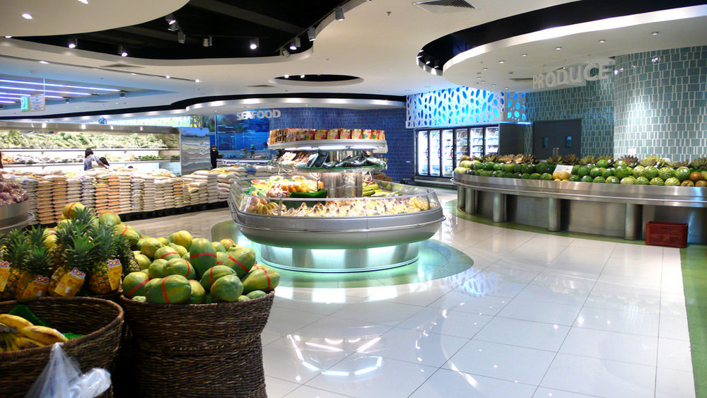 Awaken LED Lighting - Food Stores