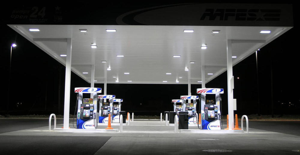 Awaken LED Lighting - Gas Stations