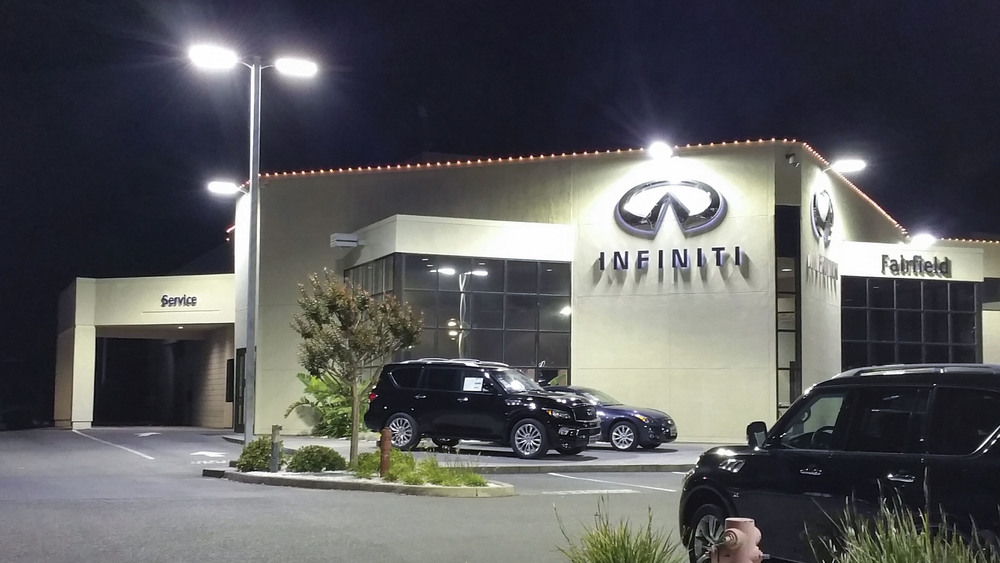Momentum Infiniti of Fairfield, CA