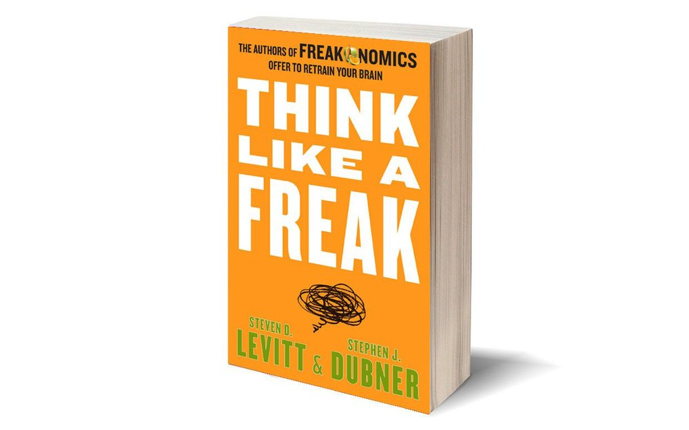 Brought to you by the authors of Freakonomics, Steven D. Levitt and Stephen J. Dubner
