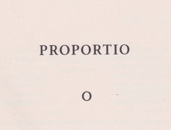 Exhibition catalog for Proportio, Fortuny Museum, Venice, Italy, designed by Tomomot, 2015