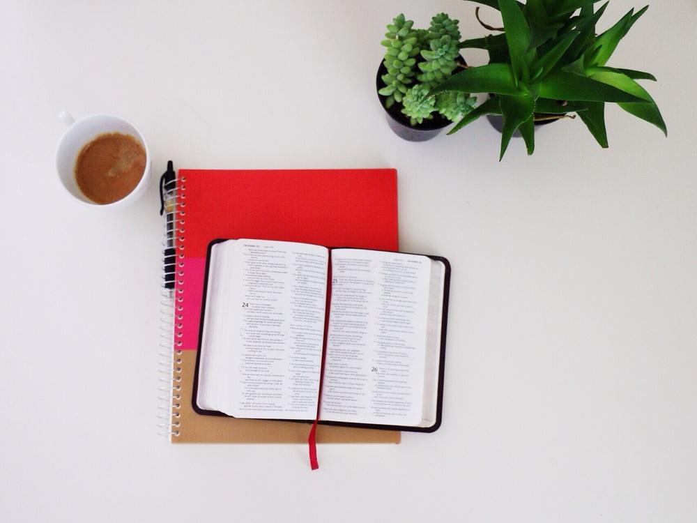 Proverbs 24 & Coffee