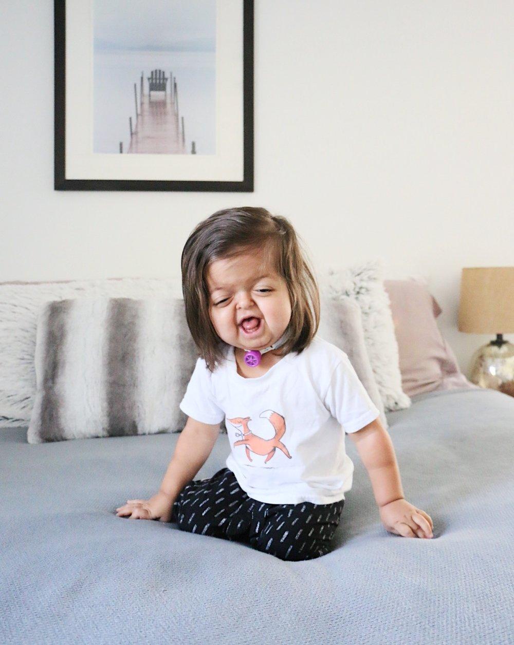 Trach t-shirt c/o Stoma Stoma