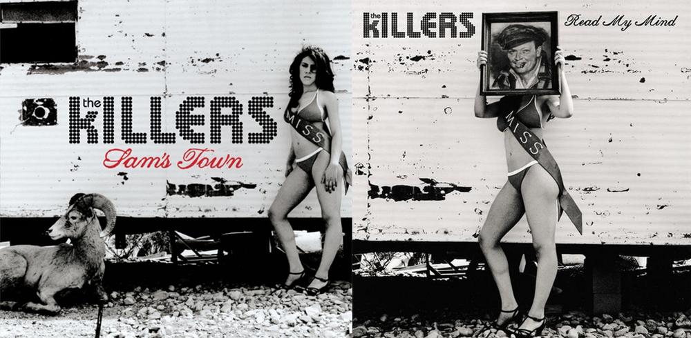 Album Cover Hair and Makeup Artist, Las Vegas