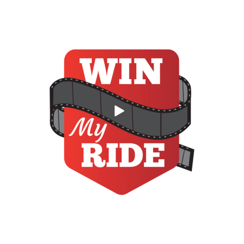 Win My Ride Logo
