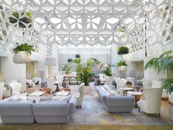 Mandarin Oriental, Barcelona || designed by Patricial Urquoila