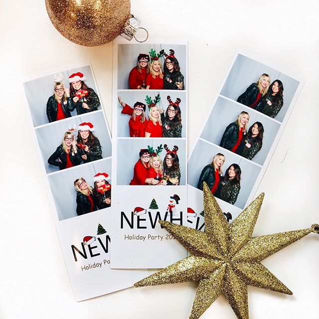 We had so much fun at the  @newhinc holiday party! We are honored to be named 2019 top ID winner.