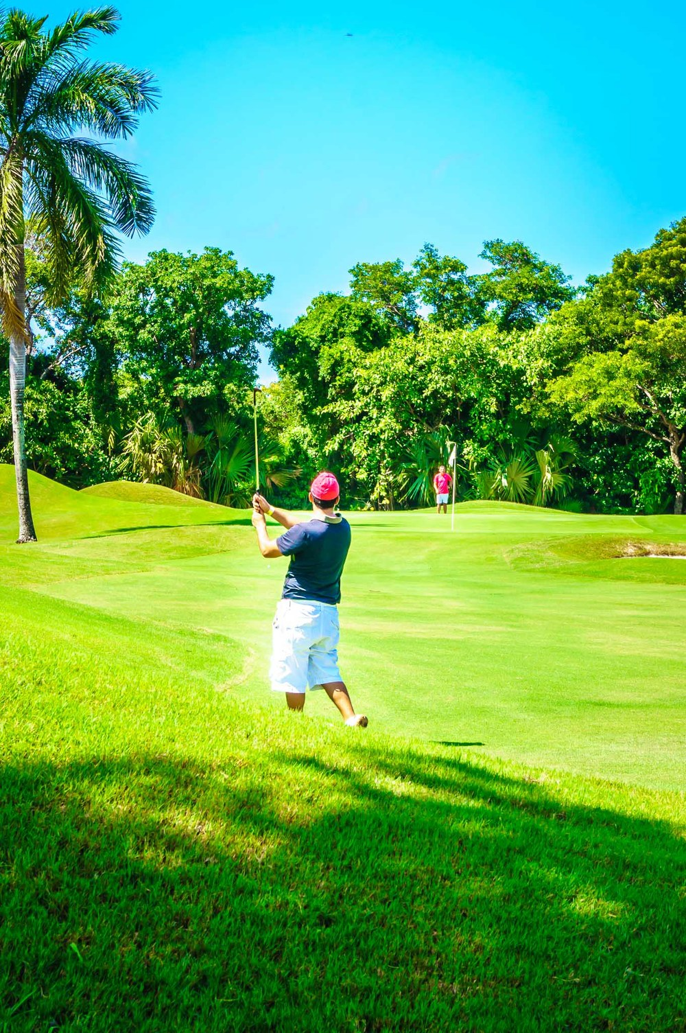 Over 270 Pristine Golf holes in the Riviera Maya.
