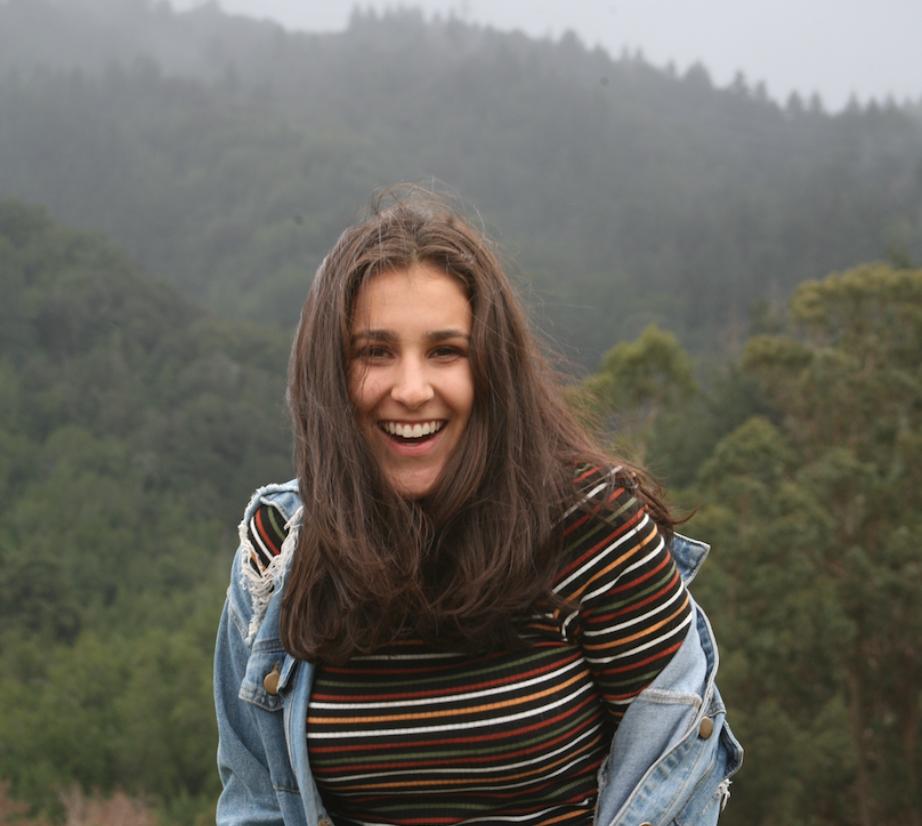 Sabrina Clark   Class of 2020  Communication Studies & Mathematics Double Major  Saratoga, CA
