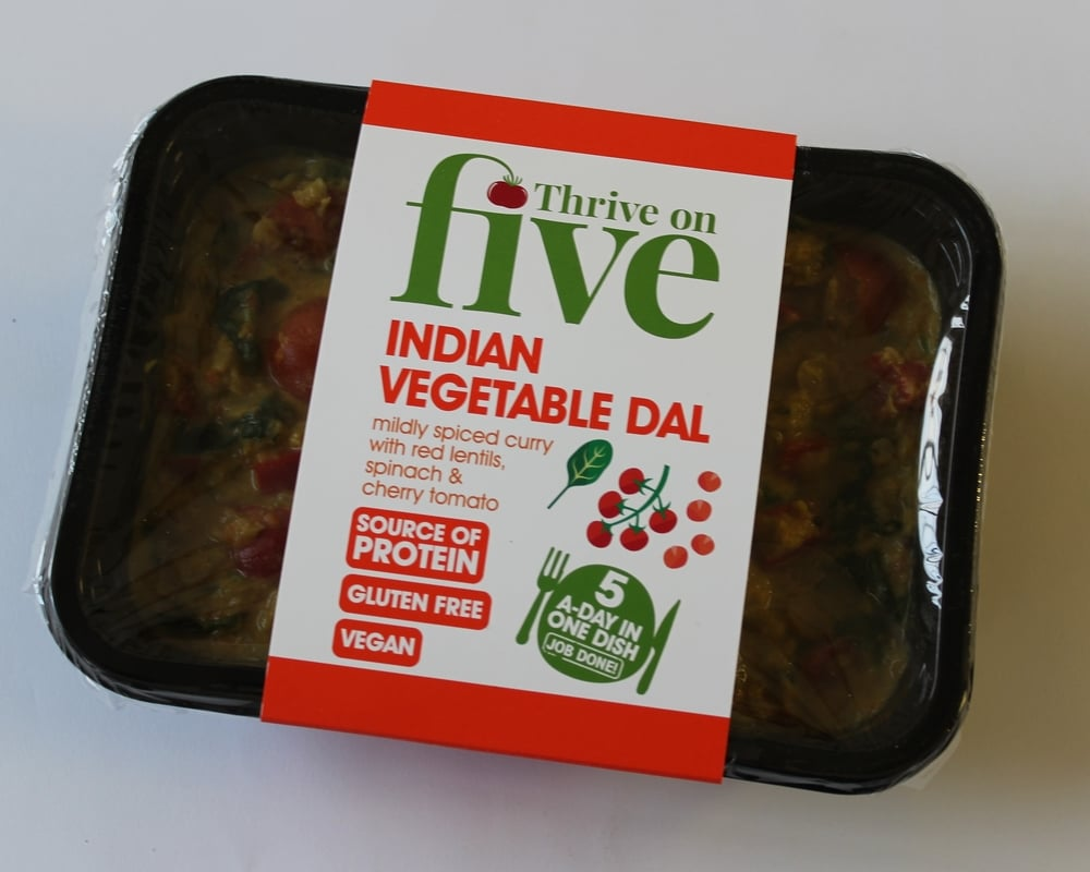 Indian Vegetable Dal