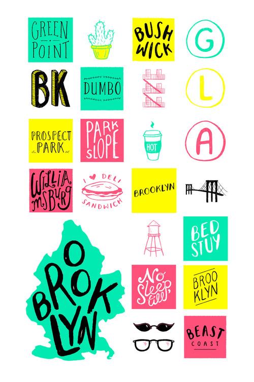 Sticker Pack for Adobe's app; Aviary