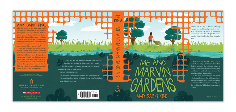 Me and Marvin Gardens — Maeve Norton
