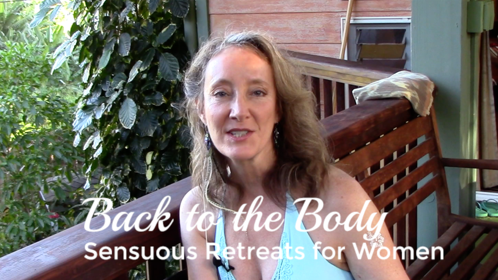 Click here to see what a Back To The Body alumni has to say about her experience at one of our retreats!